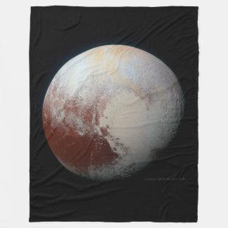 Pluto - det största dvärg- planet fleecefilt