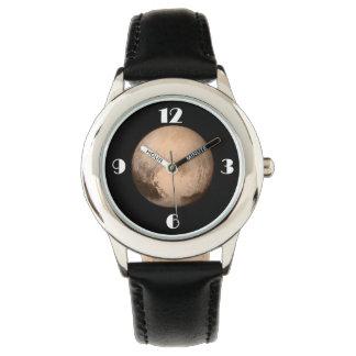 Pluto klocka