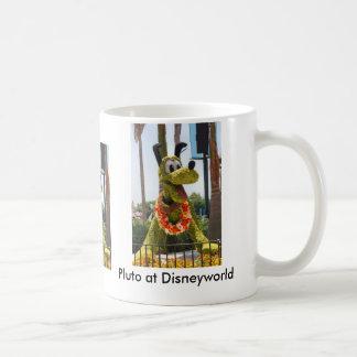 Pluto på Disneyworld Kaffemugg
