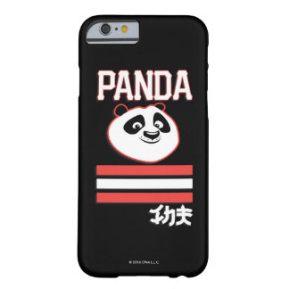 Po-Ping - Pandapop Barely There iPhone 6 Skal