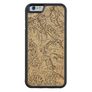Po River dal Carved Lönn iPhone 6 Bumper Skal