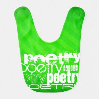 Poesi; Neongröntrandar Hakklapp