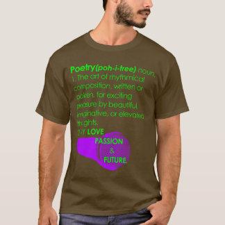 Poesi v2 tshirts