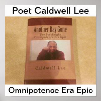 Poet Caldwell Lee Poster