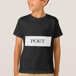 """Poet "", Tee Shirts"