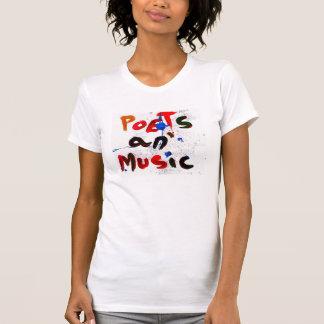 poets och musik tee
