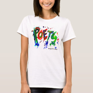 poets tee shirt