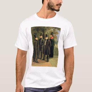Poetsna Aleksandr Pushkin T-shirts