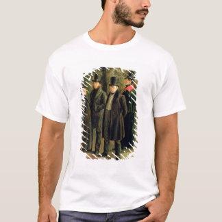 Poetsna Aleksandr Pushkin Tee Shirts