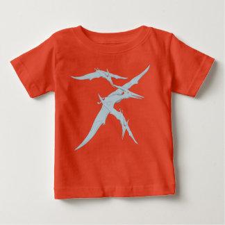 Pojkar eller flickor för DinosaurbabyT-tröja T Shirt
