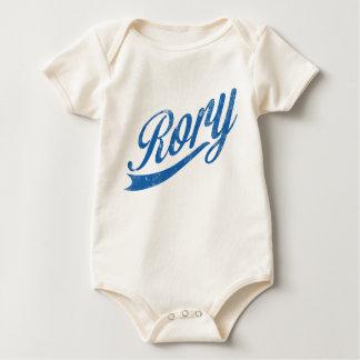 """Pojkar namnger """"Rory"""" bedrövade blått Body För Baby"""