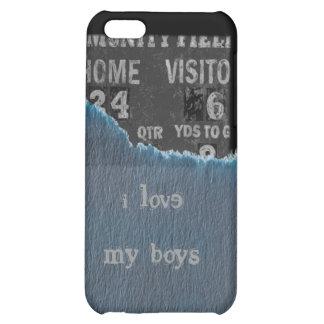 Pojke-baby dusch iPhone 5C mobil skal