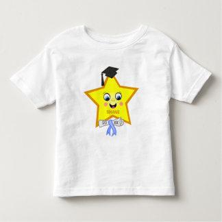 Pojke beställnings- T-tröja för studentenstjärna T Shirts