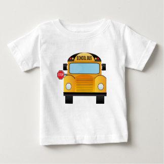Pojke- eller flickaskolbussT-tröja Tee Shirt