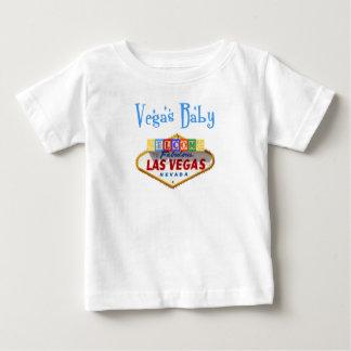 Pojke för T-tröja för Vegas baby begynna T-shirts