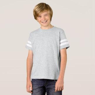 Pojke fotbollskjorta tee