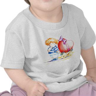 Pojke med hjärtababyT-tröja