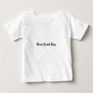 """Pojke T-tröja för blått synade pojke"""" T Shirts"""