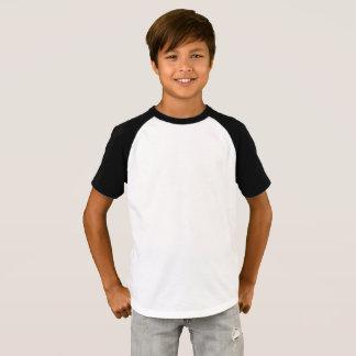 Pojke T-tröja för kortärmadRaglan Tröja