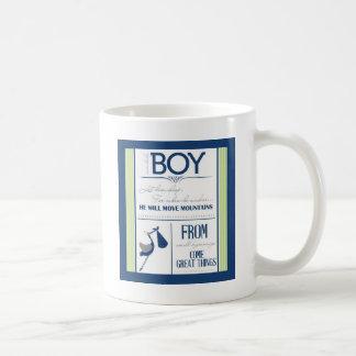 Pojkedesign Kaffemugg