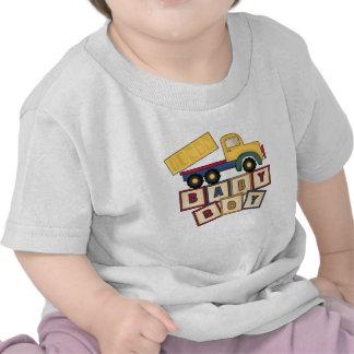 Pojkelastbilskjorta T Shirts