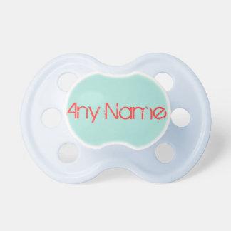 Pojkenappar: Aquamarine Napp