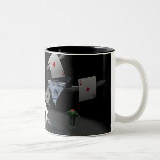 poker_ace_1600x1200 Två-Tonad mugg