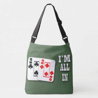 Poker Axelväska