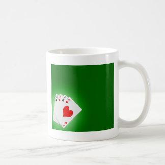 Poker Kaffemugg