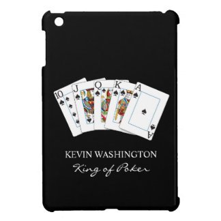 Poker räcker iPadkortkortfodral iPad Mini Mobil Skal