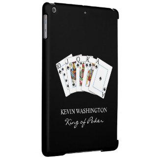 Poker räcker iPadluftfodral