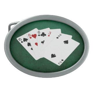 Poker räcker - kickkortet - tio