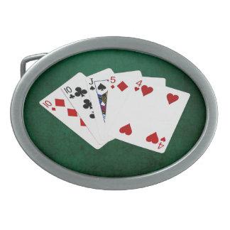 Poker räcker - man parar - tio