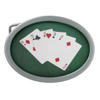 Poker räcker - raksträckan - sex till två