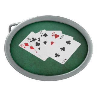 Poker räcker - två parar - tio, åtta