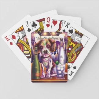 Poker Remy Martin beaglen Spel Kort