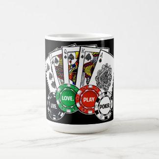 Poker v1 kaffemugg
