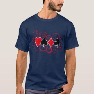 Poker virvlar runt tröja