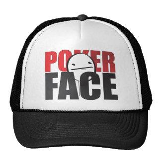 Pokeransiktehatt! Keps