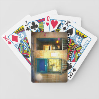 Pokerkort Lomo för Entranceway 101