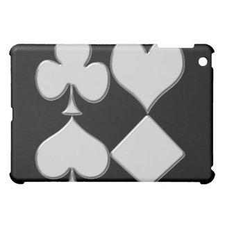 Pokerkortet passar dobbleri iPad mini skal