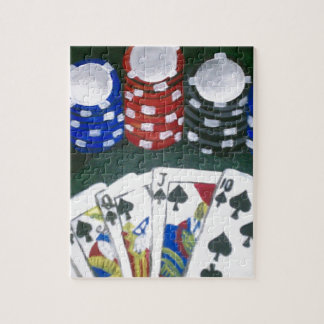 Pokernatt Pussel