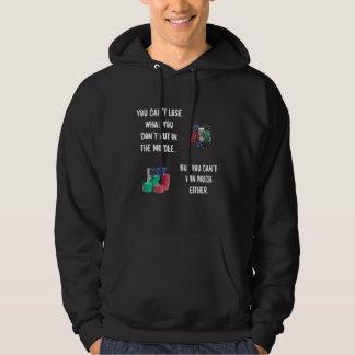 Pokerskjorta (brännbollfilmen) hoodie