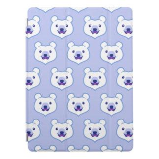 Polar björn för gullig Minimalist tecknad iPad Pro Skydd