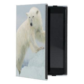 Polar björn i sommar iPad mini skydd