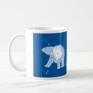Polar björn kaffemugg