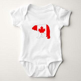 """Polar björn """"Kanada """", T-shirts"""