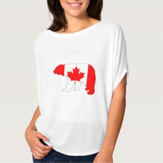 """Polar björn """"Kanada """", Tshirts"""