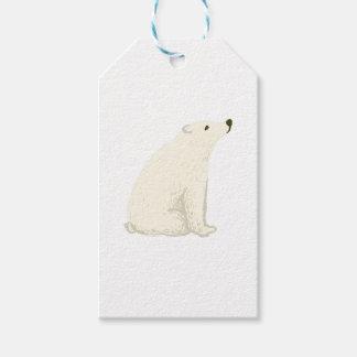Polar björn som ett kanadensiskt kultursymbol för presentetikett