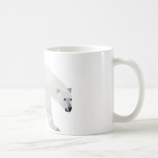 Polar björnmugg vit mugg
